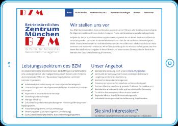 Betriebsärztliches Zentrum München (BZM)